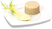 Fenchel-Timbale, passiert