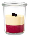 Cassis-Joghurt-Refill, passiert